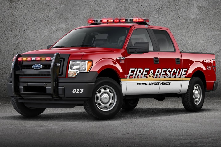 2013 Ford F-150 Special Service Vehicle